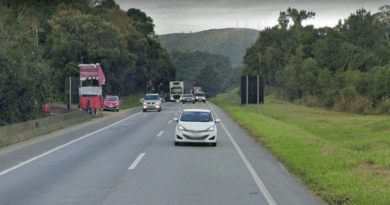 Km 661 Tijucas do Sul