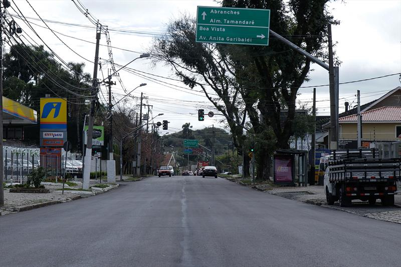 Rua Mateus Leme