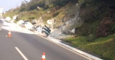 Carga BR-277 São Luiz