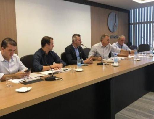 reunião casa civil transporte coletivo
