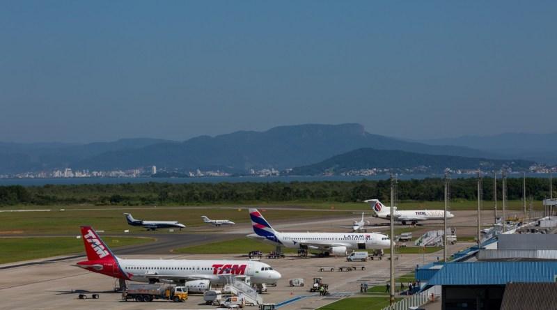 Aeroporto Hercílio Luz