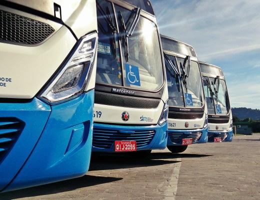 Ônibus em Florianópolis
