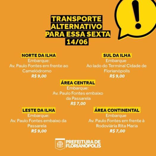 Transporte emergencial