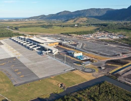 Novo Aeroporto de Florianópolis Panorama