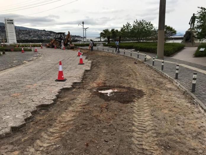 Obras na Ponte Hercílio Luz