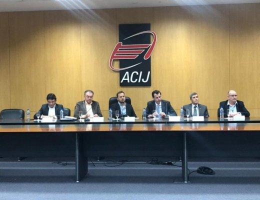 Reunião em Joinville