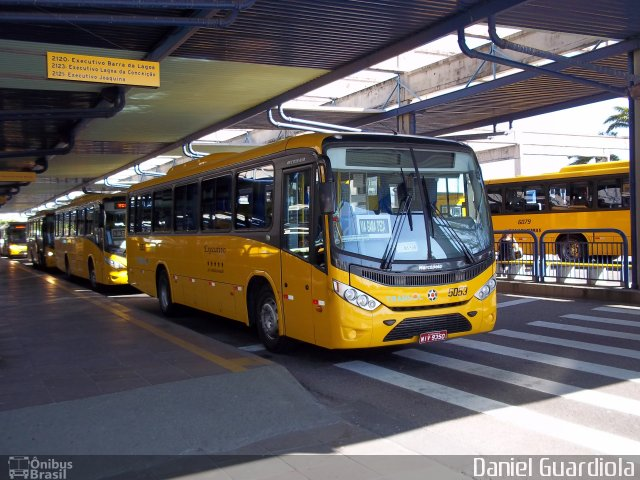 Ônibus Executivo Floripa
