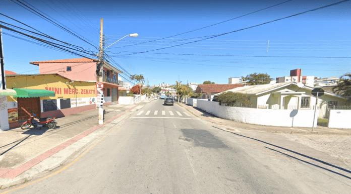 Rua Manoel Joaquim dos Santos