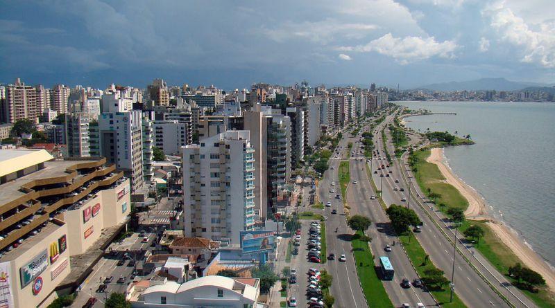 Beira-Mar Norte em Floripa