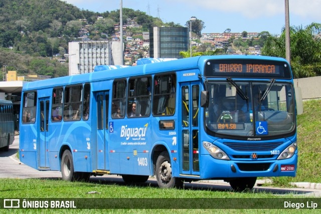 Ônibus Transportes Biguaçu