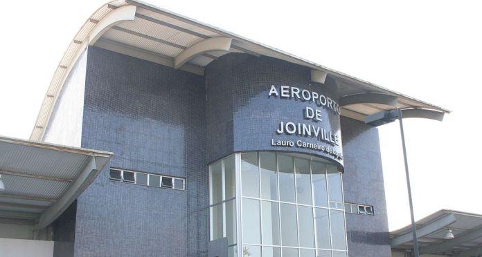 Aeroporto Lauro Joinville
