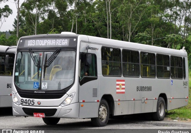 Bus Blumenau