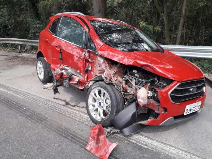Carro Acidente Ibirama