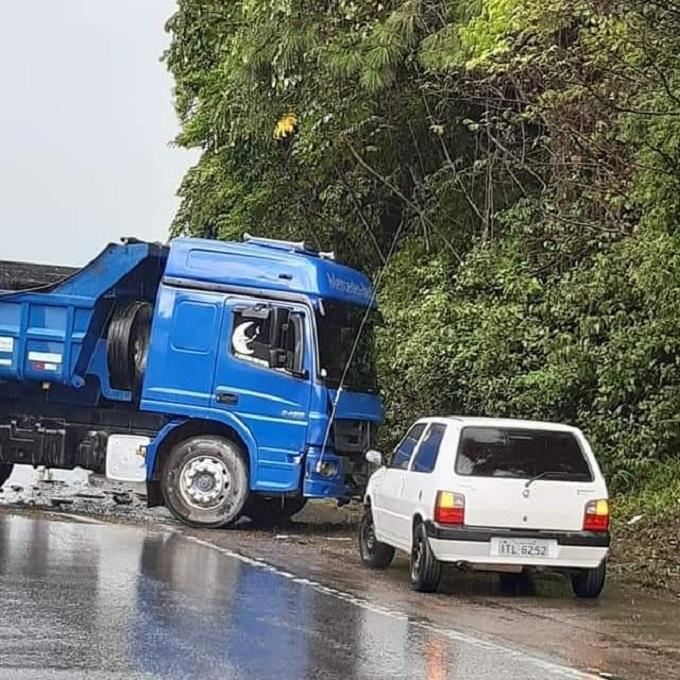 Caminhão Biguaçu