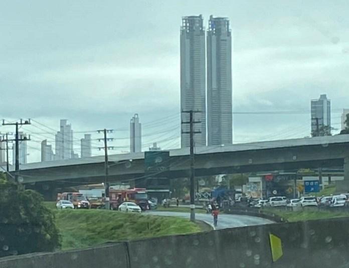 Fila em Balneário BR-101