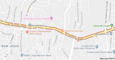 Avenida Protásio Alves Porto Alegre