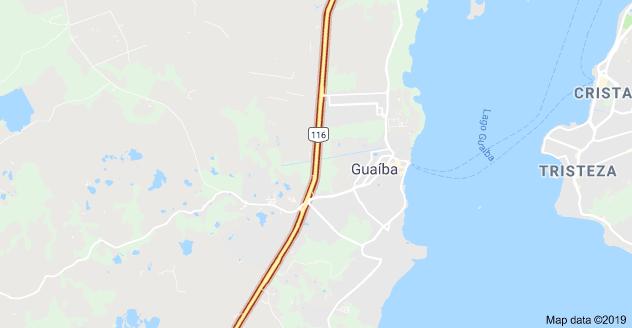 Rodovia BR-116 Guaíba