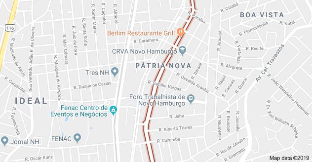Avenida Pedro Adams Filho