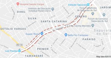 Avenida Sapucaia