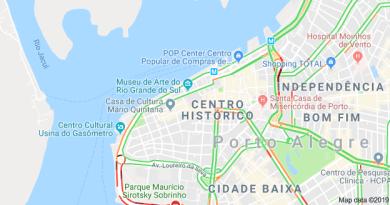 Trânsito Porto Alegre