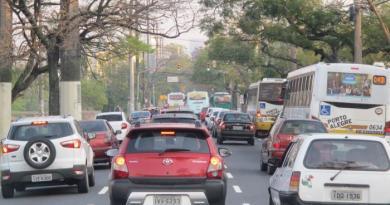 Trânsito em Porto Alegre