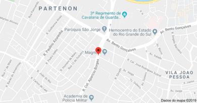 Rua Coronel Aparício Borges
