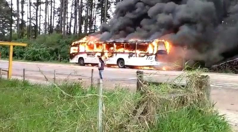 Ônibus em Guaíba