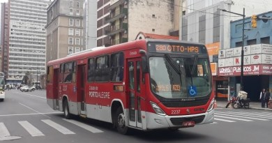 Ônibus Pagamento