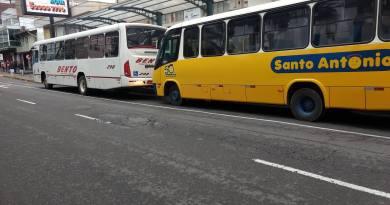 Ônibus em Bento Gonçalves