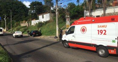 Avenida Antônio de Carvalho Acidente