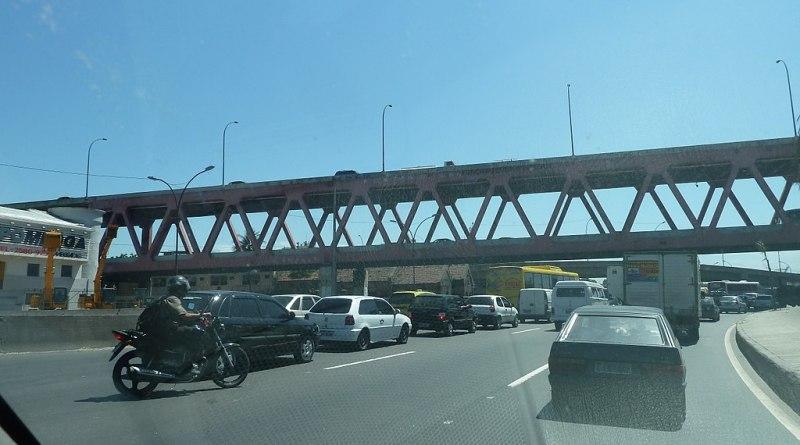Linha Vermelha Ponte