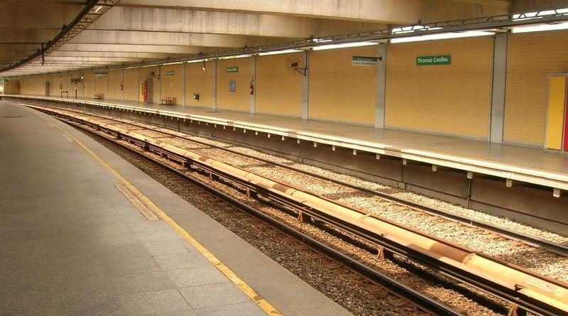 Estação Thomaz Coelho Linha 2