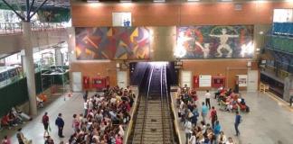 Operação especial Passagens Estação Barra Funda da Linha 3-Vermelha