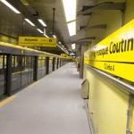 domingo normalmente Estação Fradique Coutinho Linha 4-Amarela estações