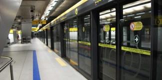 Linha 4 Amarela Treinamento