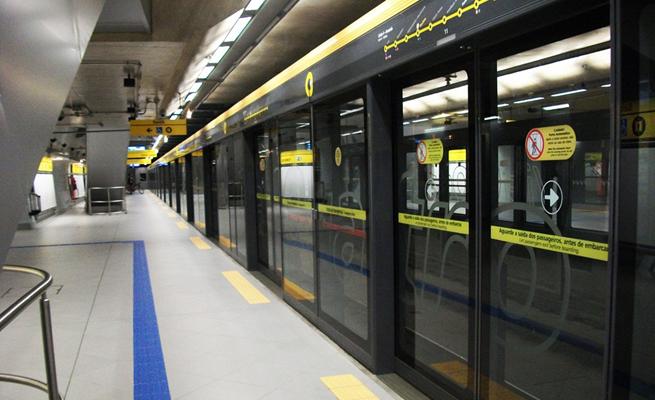 Linha 4 Amarela Treinamento campanha ViaQuatro
