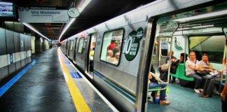 Metrô de São Paulo abertura