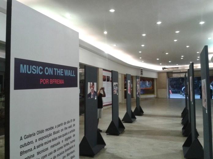 Exposição Cultura Metrô Roteiro cultural
