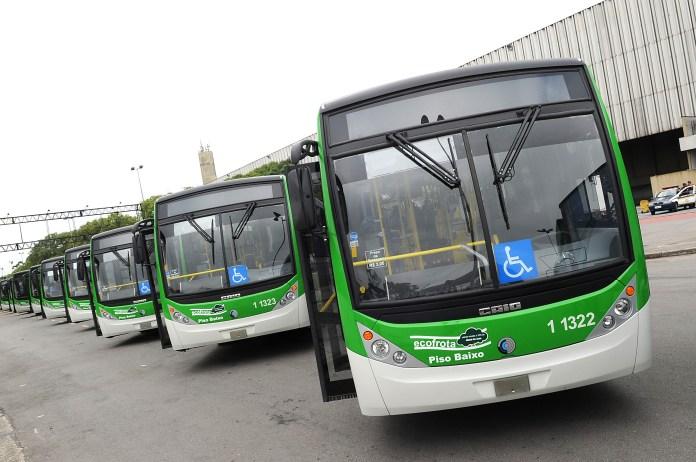 Ônibus municipais atendimento