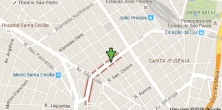 Avenida Duque de Caxias linha 5154