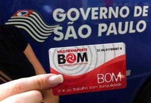 Cartão BOM