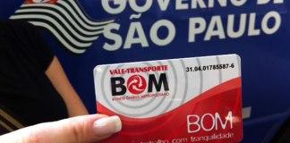 Cartão BOM cartões