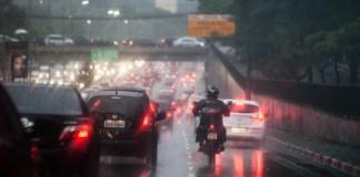 fortes chuvas