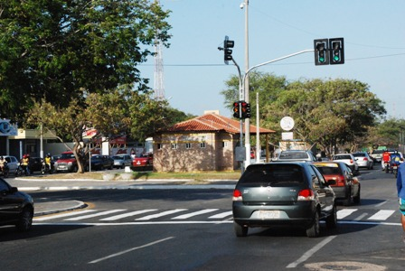 Trânsito Semáforos