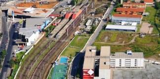 Estação Carapicuíba da Linha 8-Diamante