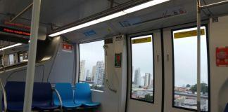 Monotrilho Linha 15-Prata