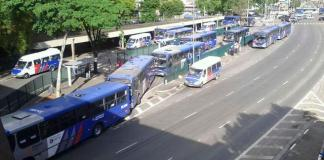 Terminal Armênia Marcha para Jesus