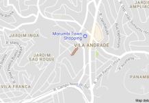 Rua Canoal Vila Andrade