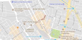 Rua Silva Pinto