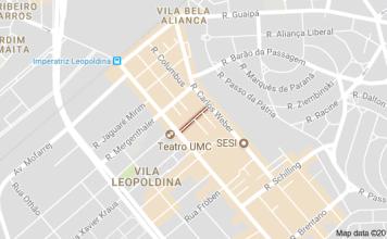 Rua Trípoli Vila Leopoldina